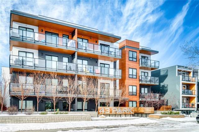 811 5 Street NE #105, Calgary, AB T2E 3W9 (#C4280400) :: Redline Real Estate Group Inc