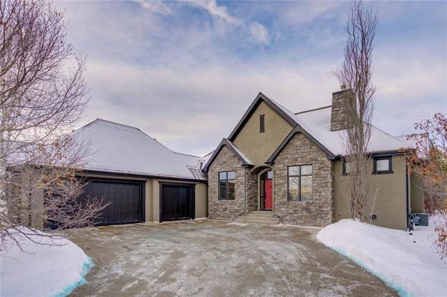 11 Snowberry Gate, Rural Rocky View County, AB T3Z 3C2 (#C4280410) :: Calgary Homefinders
