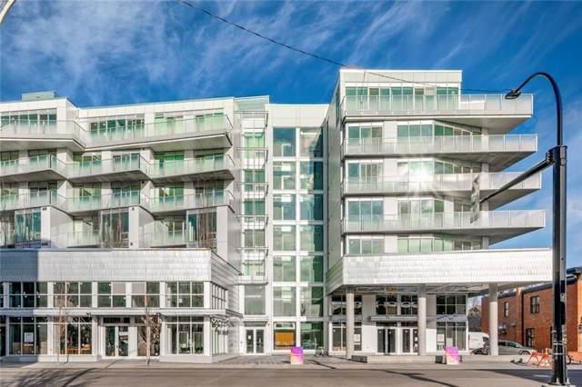 1020 9 Avenue SE #504, Calgary, AB T2G 0S7 (#C4280424) :: Canmore & Banff