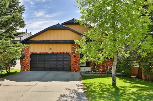 111 Edforth Place NW, Calgary, AB T3A 3V3 (#C4280432) :: Canmore & Banff