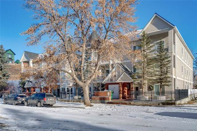 42 6A Street NE #101, Calgary, AB T2E 4A3 (#C4280496) :: Redline Real Estate Group Inc