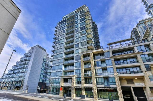 128 2 Street SW #1208, Calgary, AB T2P 4V9 (#C4280500) :: Canmore & Banff