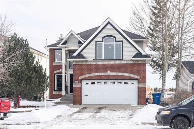 105 Springmere Drive, Chestermere, AB T1X 1J3 (#C4280517) :: Canmore & Banff