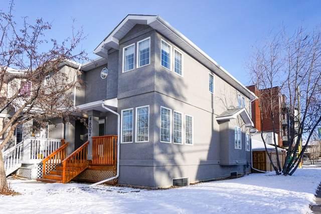4602 17 Avenue NW, Calgary, AB T3B 0P3 (#C4280558) :: Redline Real Estate Group Inc