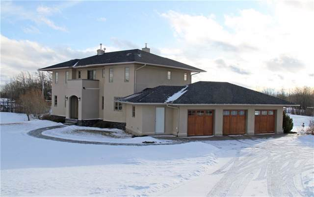 31079 Woodland View, Rural Rocky View County, AB T3R 1G3 (#C4280559) :: Redline Real Estate Group Inc
