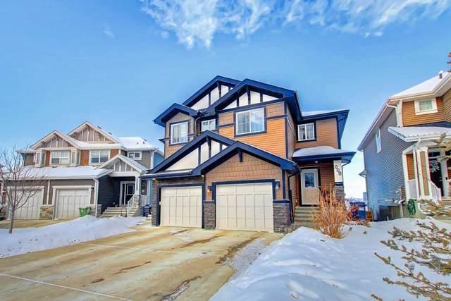 131 Sunrise View, Cochrane, AB T4C 0T7 (#C4280560) :: Redline Real Estate Group Inc