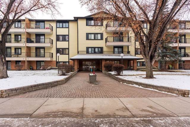 727 56 Avenue SW #104, Calgary, AB T2V 4Z8 (#C4280561) :: Redline Real Estate Group Inc