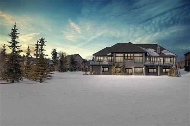 466 Rodeo Ridge, Rural Rocky View County, AB T3Z 3G2 (#C4280565) :: Redline Real Estate Group Inc
