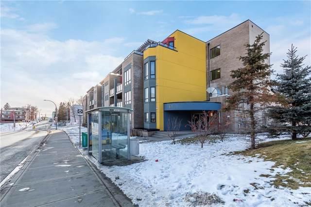 611 Edmonton Trail NE #107, Calgary, AB T2E 3J3 (#C4280570) :: Canmore & Banff