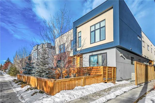 1710 Kensington Road NW #2, Calgary, AB T2N 3R3 (#C4280589) :: Redline Real Estate Group Inc