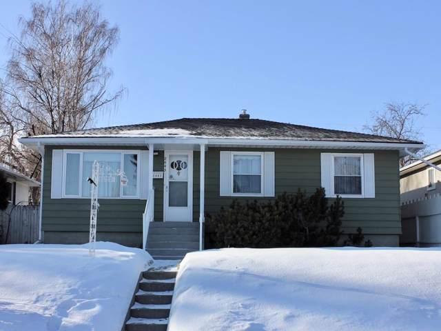 2443 23 Street NW, Calgary, AB T2M 3Y3 (#C4280626) :: Redline Real Estate Group Inc