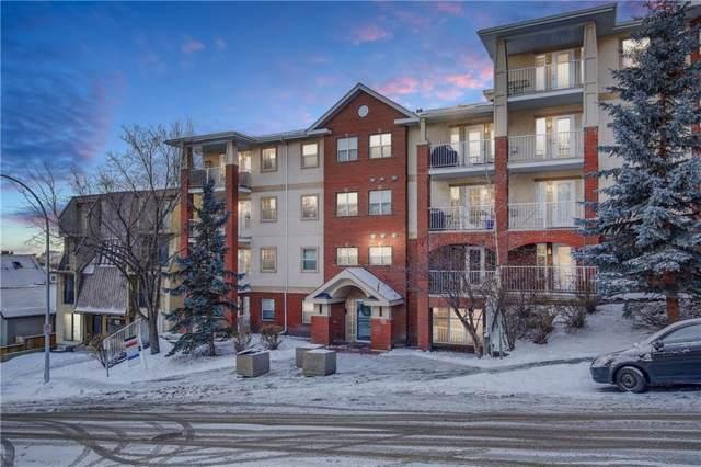 417 3 Avenue NE #306, Calgary, AB T2E 0H7 (#C4280651) :: Redline Real Estate Group Inc