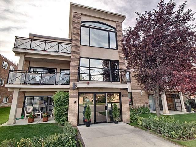 4907 8 Street SW #2, Calgary, AB T2S 2P1 (#C4280670) :: The Cliff Stevenson Group