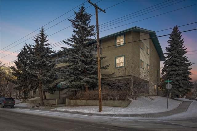 1606 34 Avenue SW #4, Calgary, AB T2T 2B4 (#C4280698) :: Virtu Real Estate