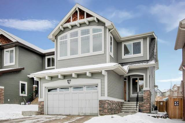 23 Jumping Pound Rise, Cochrane, AB T4C 0K4 (#C4280754) :: Redline Real Estate Group Inc