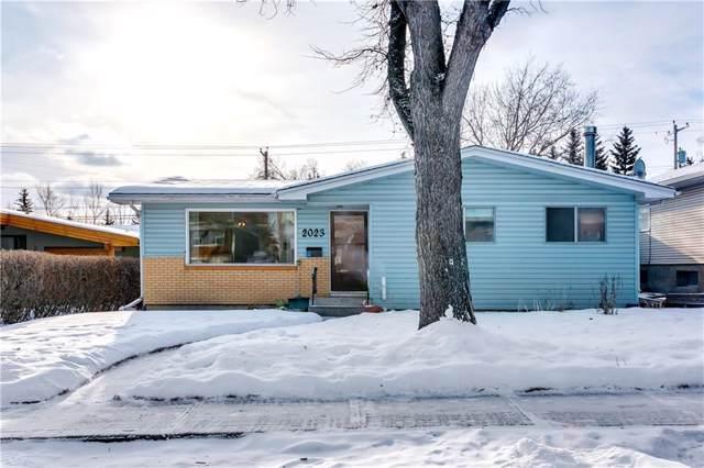 2023 57 Avenue SW, Calgary, AB T3E 1N1 (#C4280757) :: Redline Real Estate Group Inc