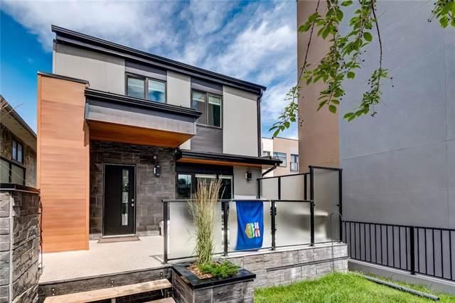 352 33 Avenue NE, Calgary, AB T2E 2H8 (#C4280764) :: Redline Real Estate Group Inc