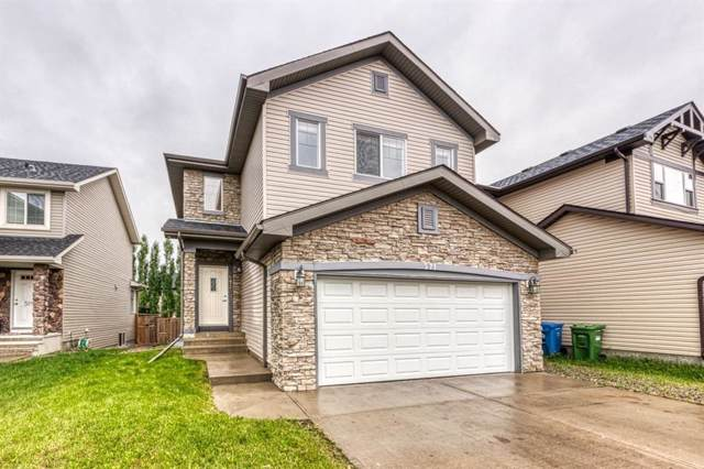 571 Kincora Drive NW, Calgary, AB T3R 0B1 (#C4280774) :: Redline Real Estate Group Inc