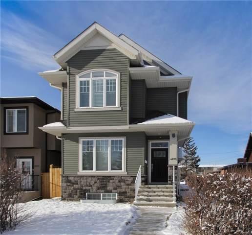 4035 79 Street NW, Calgary, AB T2B 2N9 (#C4280782) :: Redline Real Estate Group Inc
