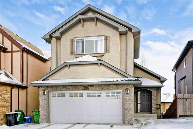 1084 Sherwood Boulevard NW, Calgary, AB T3R 1M5 (#C4280787) :: Canmore & Banff