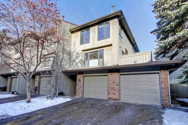 3934 Point Mckay Road NW, Calgary, AB T3B 5B9 (#C4280810) :: Redline Real Estate Group Inc