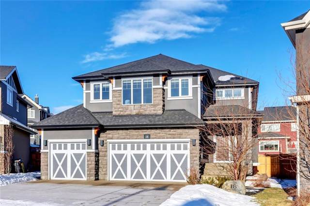 18 Aspen Dale Court SW, Calgary, AB T3H 0R9 (#C4280812) :: Canmore & Banff
