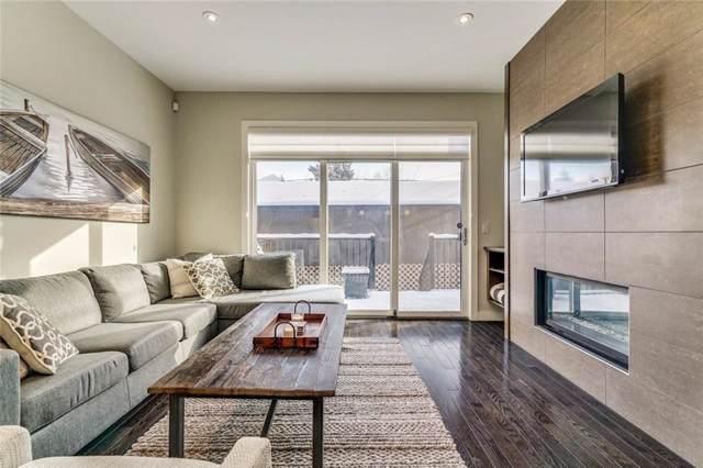 3716 16 Street SW #2, Calgary, AB T2T 4H2 (#C4280824) :: Virtu Real Estate