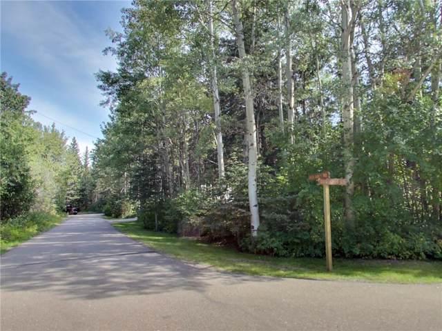 22 Des Arcs Road, Lac des Arcs, AB T1W 2W3 (#C4280855) :: Redline Real Estate Group Inc