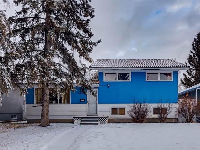 2420 53 Avenue SW, Calgary, AB T3E 1L3 (#C4280875) :: The Cliff Stevenson Group