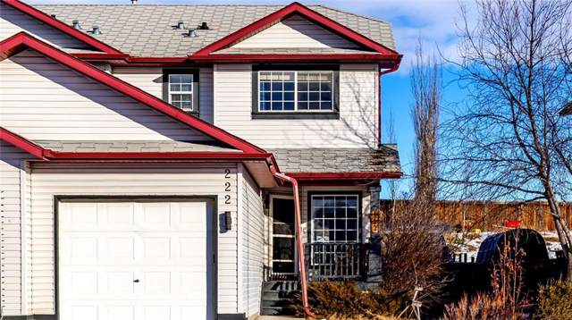 222 Quigley Drive, Cochrane, AB T4C 1T3 (#C4280876) :: The Cliff Stevenson Group