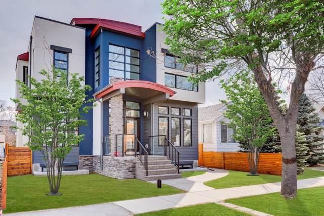 227 12 Avenue NE, Calgary, AB T2E 1A3 (#C4280882) :: Canmore & Banff