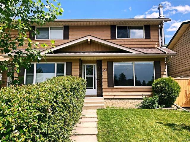 333 Woodvale Crescent SW, Calgary, AB T2W 3L3 (#C4280891) :: Redline Real Estate Group Inc