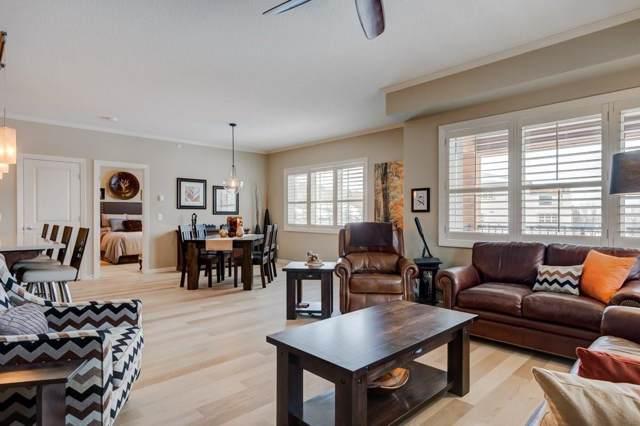 103 Valley Ridge Manor NW #203, Calgary, AB T3B 6C5 (#C4280894) :: Redline Real Estate Group Inc