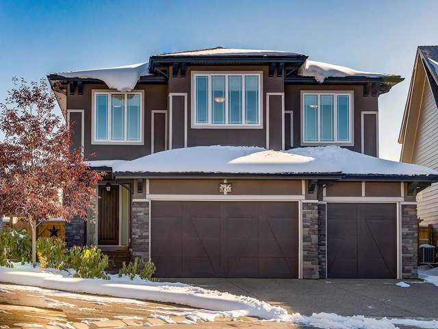 126 Aspen Vista Place SW, Calgary, AB T3H 0Y7 (#C4280904) :: Canmore & Banff