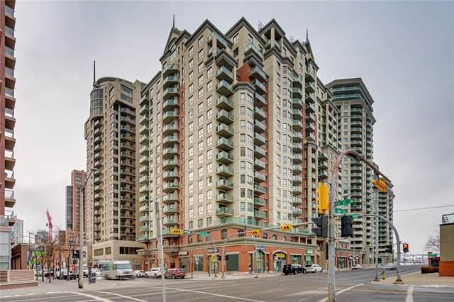 1111 6 Avenue SW #1618, Calgary, AB T2P 5M5 (#C4280919) :: Calgary Homefinders