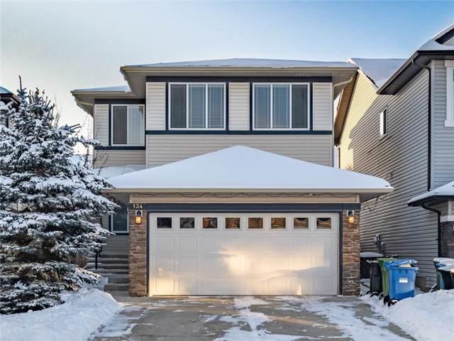 134 Everoak Green SW, Calgary, AB  (#C4280955) :: Redline Real Estate Group Inc