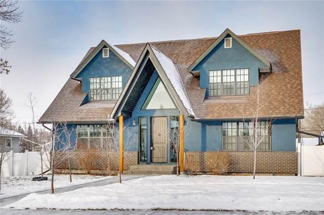 216 28 Avenue NE, Calgary, AB T2E 2B1 (#C4280958) :: Redline Real Estate Group Inc