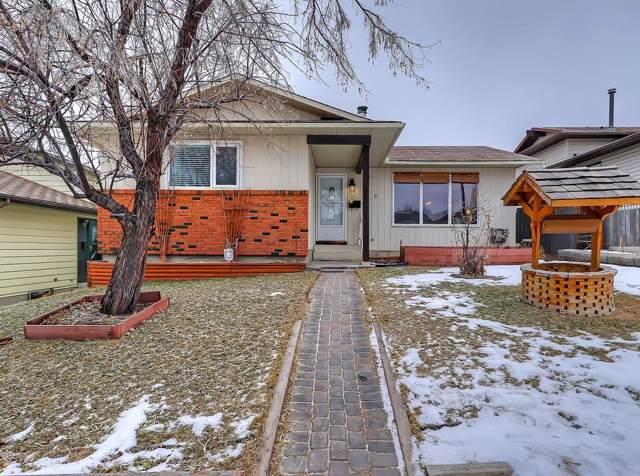 319 Beddington Circle NE, Calgary, AB T3K 1N9 (#C4280982) :: Redline Real Estate Group Inc