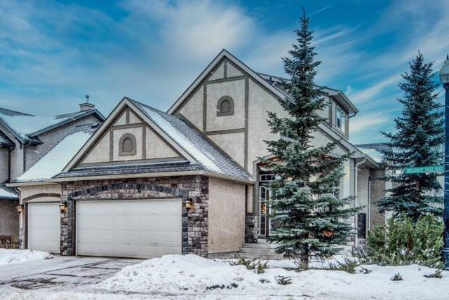 458 Discovery Ridge Boulevard SW, Calgary, AB T3H 5X6 (#C4280988) :: Redline Real Estate Group Inc