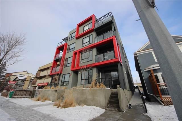 1734 11 Avenue SW #201, Calgary, AB T3C 0N4 (#C4281006) :: Redline Real Estate Group Inc
