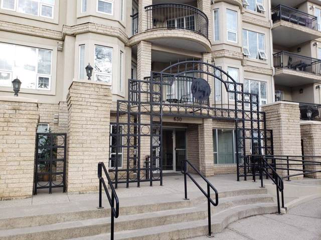 630 10 Street NW #307, Calgary, AB T2N 1W3 (#C4281007) :: Redline Real Estate Group Inc