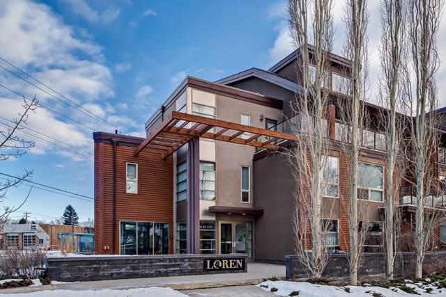 118 34 Street NW #307, Calgary, AB T2N 2X5 (#C4281035) :: Redline Real Estate Group Inc