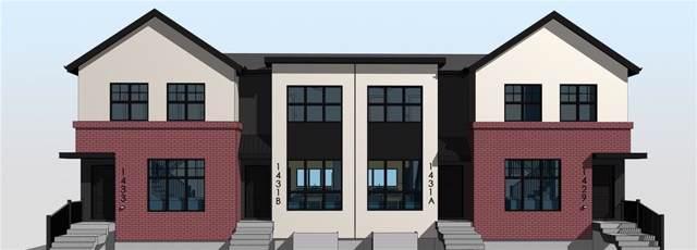 1431A 10 Avenue SE, Calgary, AB T2G 0X1 (#C4281043) :: Redline Real Estate Group Inc