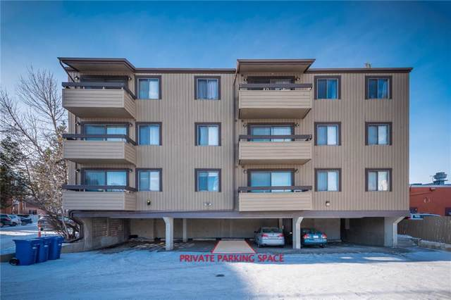 1222 Kensington Close NW #302, Calgary, AB T2N 2J7 (#C4281056) :: Virtu Real Estate