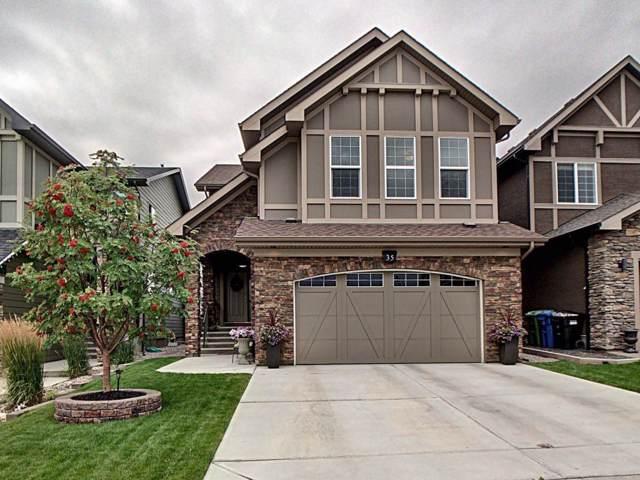 35 Cranarch Terrace SE, Calgary, AB T3M 1Z1 (#C4281059) :: Redline Real Estate Group Inc