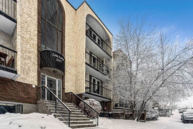 2317 17B Street SW #301, Calgary, AB T2T 4S9 (#C4281068) :: Redline Real Estate Group Inc