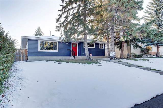5927 Lockinvar Road SW, Calgary, AB T3E 5X4 (#C4281099) :: Virtu Real Estate