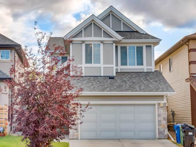 86 Cranford Garden(S) SE, Calgary, AB T3M 0W9 (#C4281101) :: The Terry Team