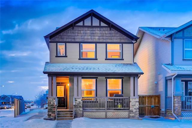 84 Skyview Springs Manor NE, Calgary, AB T3N 0A8 (#C4281116) :: Redline Real Estate Group Inc
