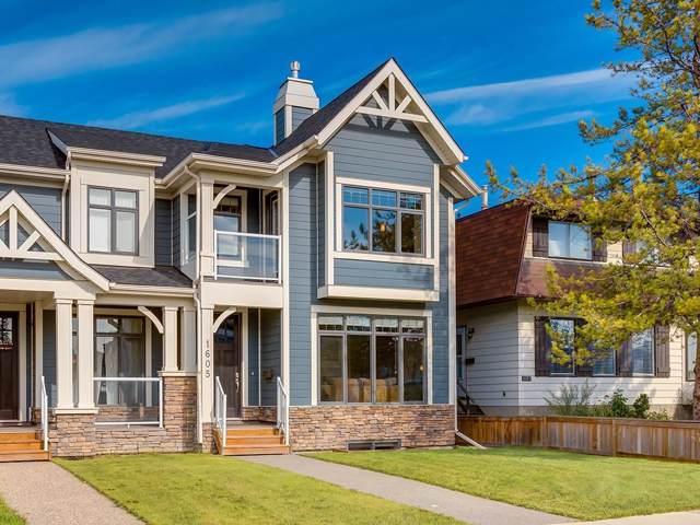 1605 46 Street NW, Calgary, AB T3B 1A8 (#C4281130) :: Redline Real Estate Group Inc
